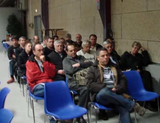 A G  du Club Aurillac 2008