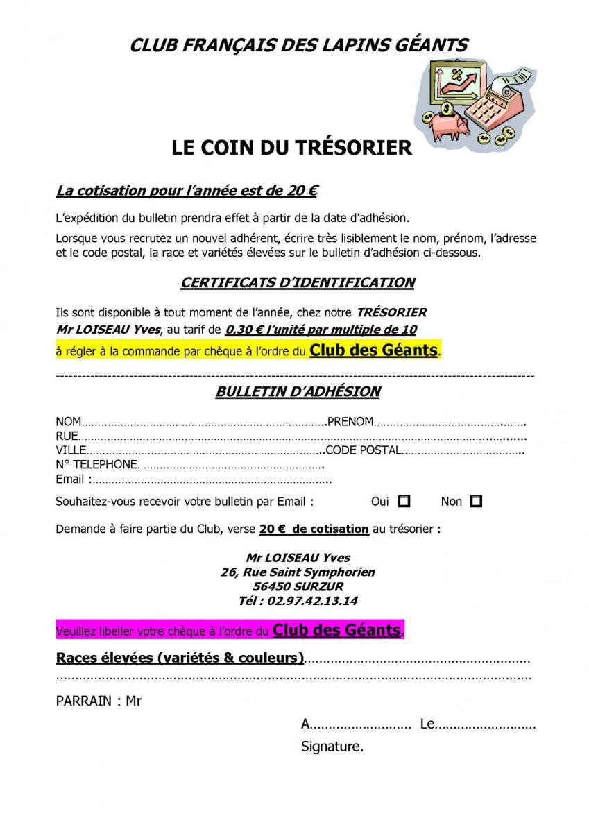 Coin du tresorier 1