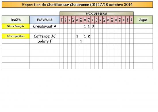 Expo chatillon sur chalaronne 01 2014
