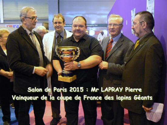 Lapray paris 2015